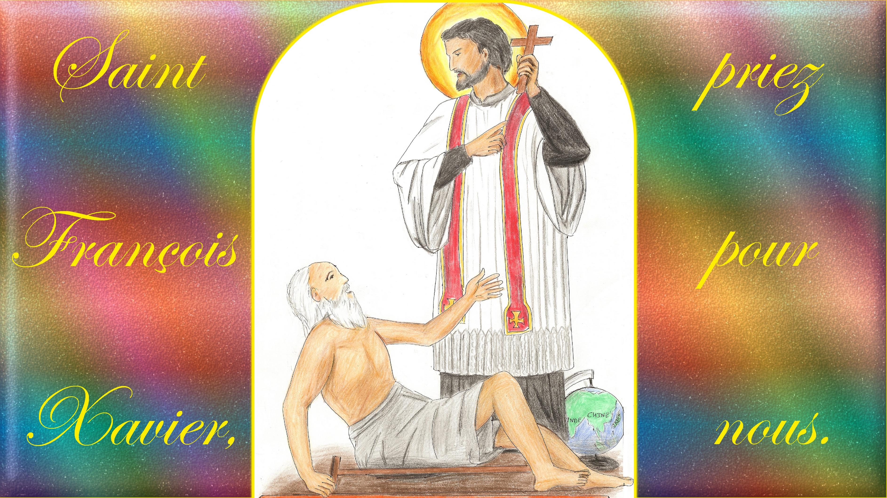 CALENDRIER CATHOLIQUE 2019 (Cantiques, Prières & Images) - Page 17 St-fran-ois-xavier-2--56d2b56