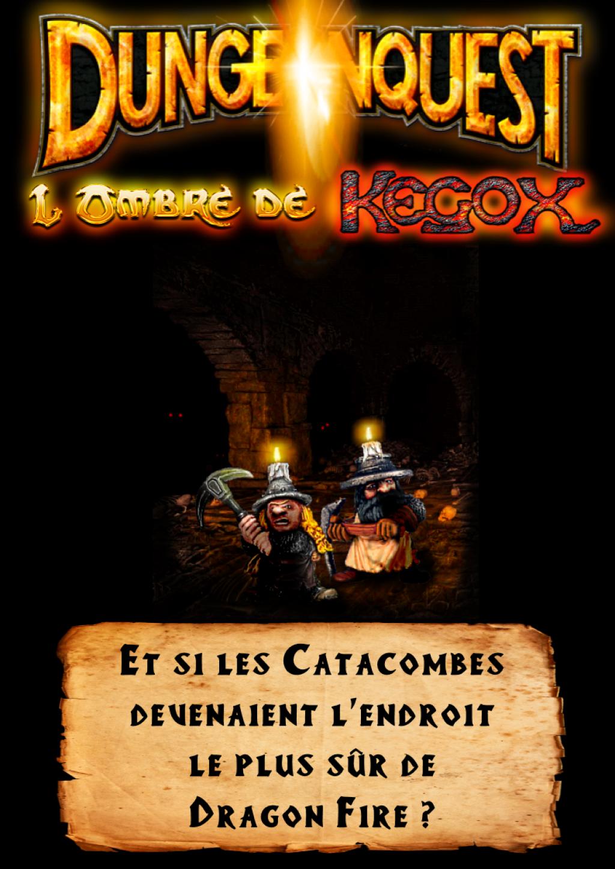 Dungeonquest, L'Ombre de Kegox Couverture-int-rieur-dos-581e100
