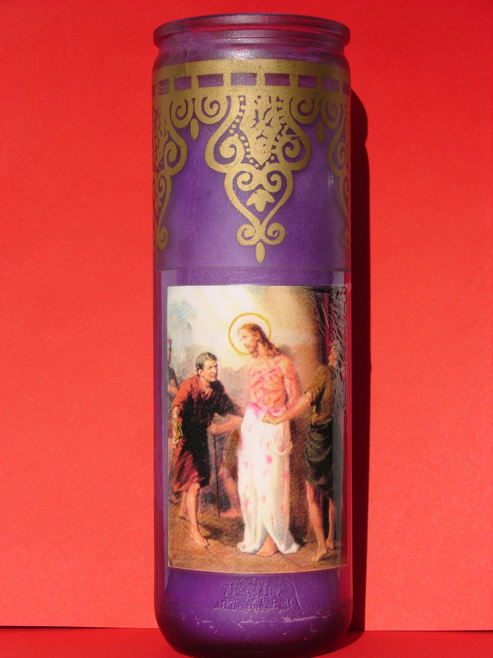 Le Rosaire en Images - Page 4 Cierge-de-la-flagellation-56b50cb