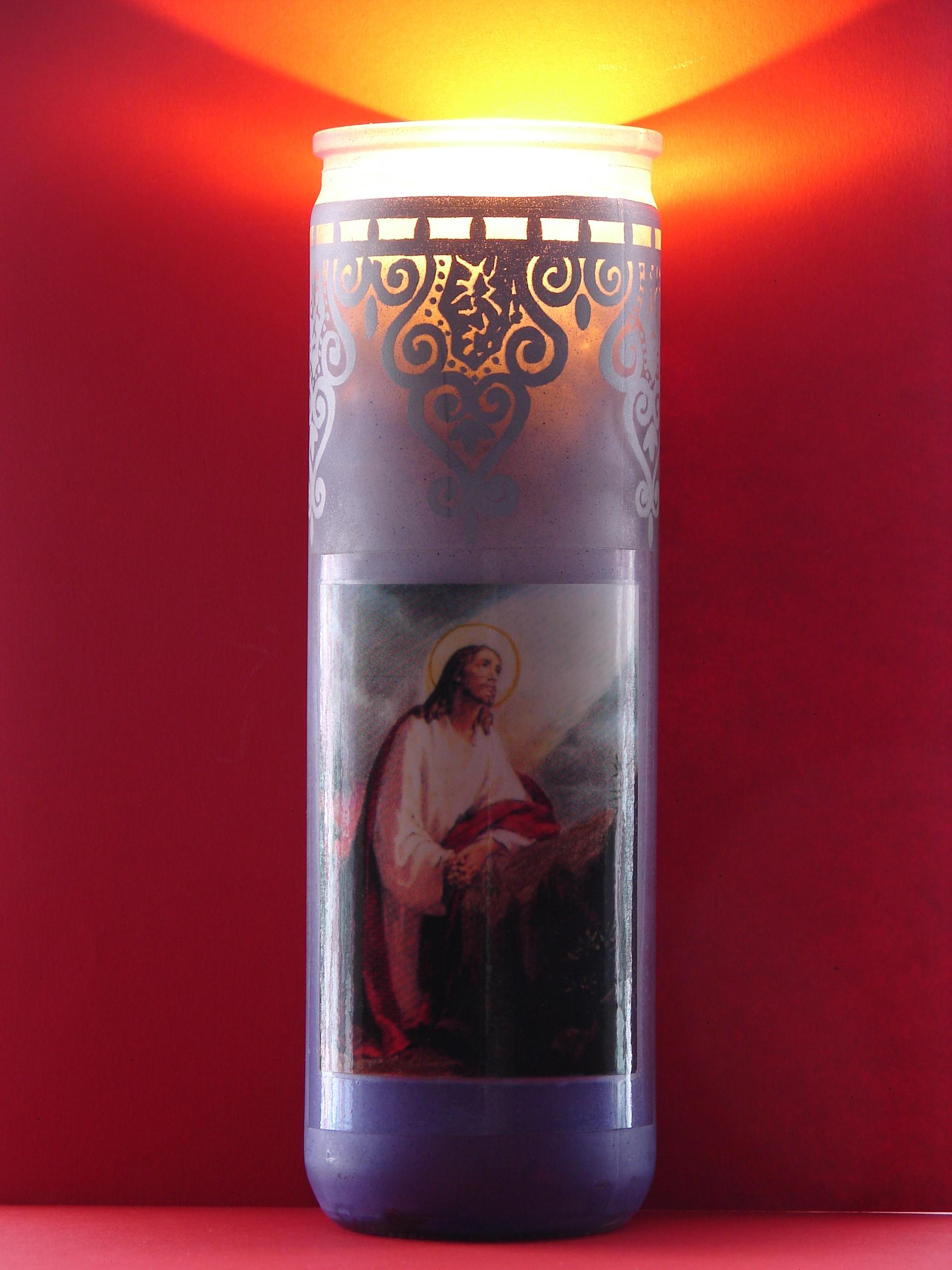 Le Rosaire en Images - Page 4 Cierge-allum-de-l-agonie-56a9619