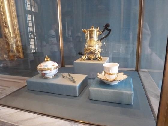 Exposition Le Goût de Marie Leszczynska à Versailles [2019] P1060222-56bf754