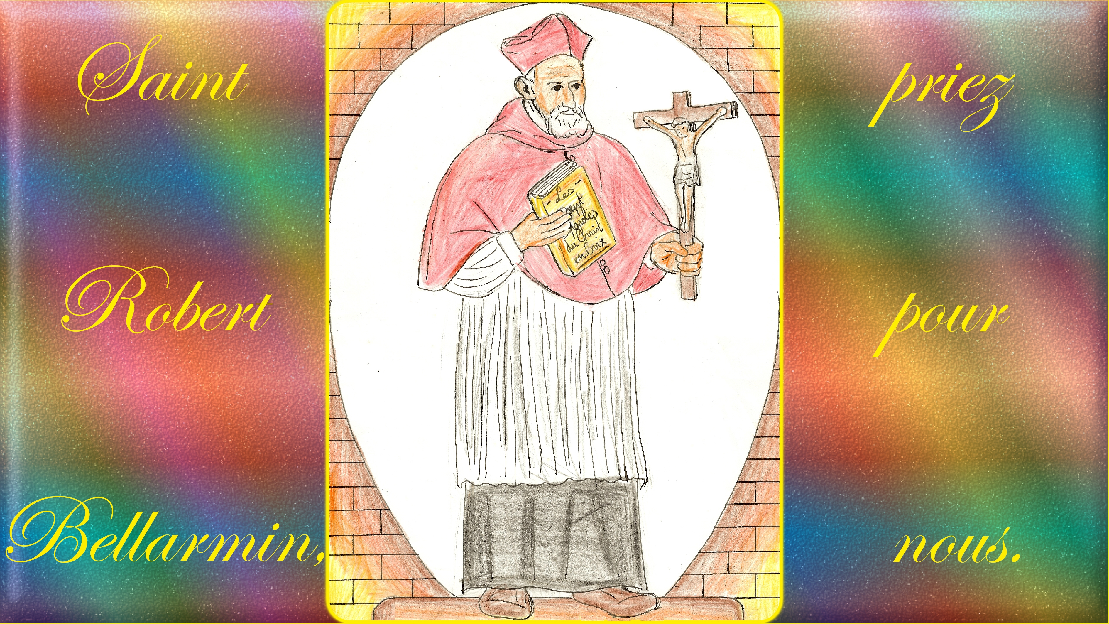 Les SAINTS nous PARLENT St-robert-bellarmin-5693f6f