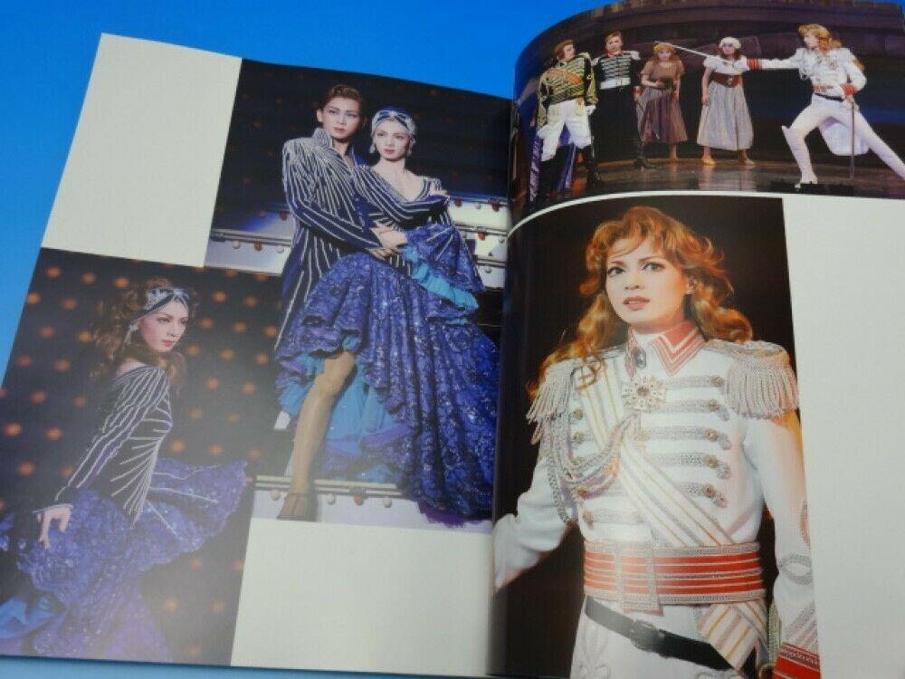 The Rose of Versailles Featured Proguram II Takarazuka Musical Book  S-l1600-3--56c937a