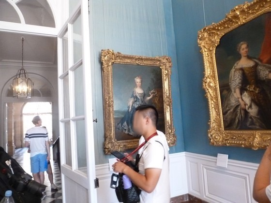 Exposition Le Goût de Marie Leszczynska à Versailles [2019] P1060220-56bf750