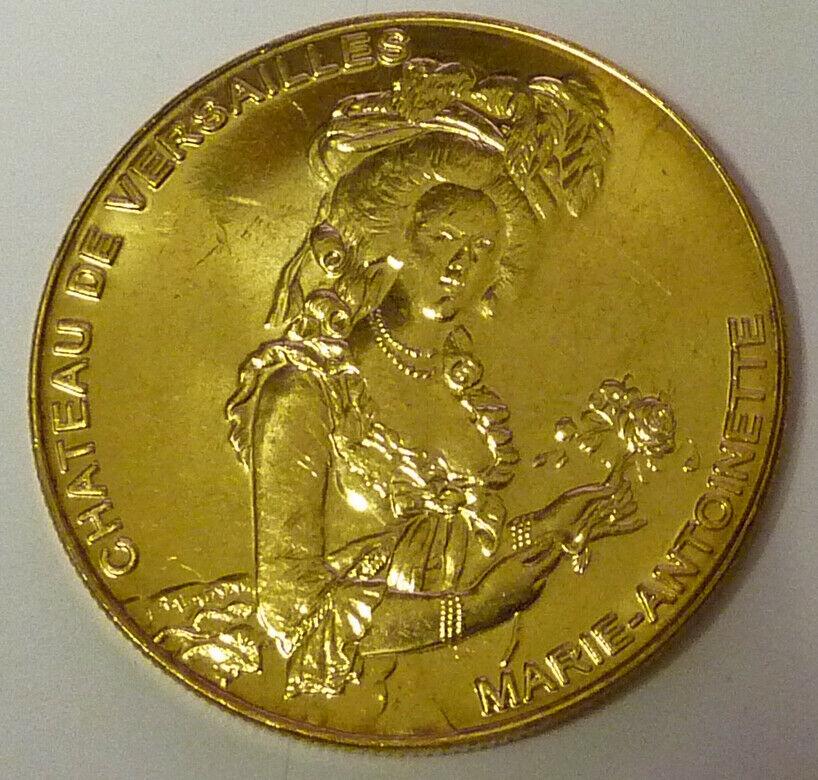 Diverses médailles ou pièces commémoratives Marie-Antoinette Yg-5715d8d