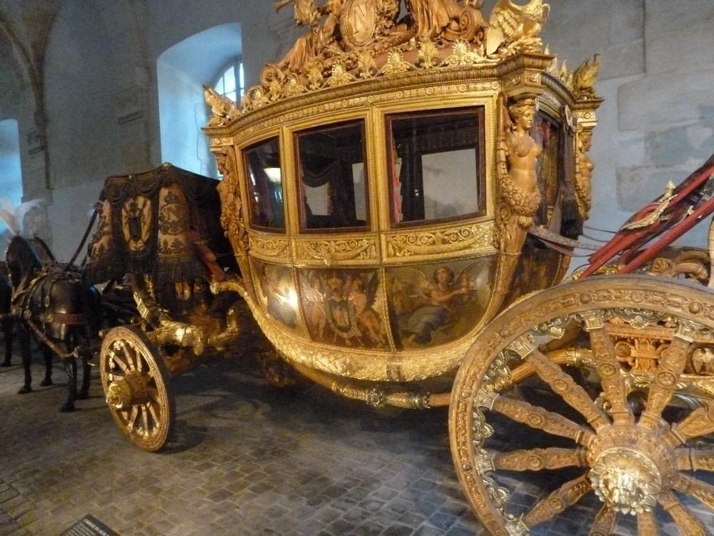 La Galerie des Carrosses de Versailles, grande écurie du roi P1060353-5729161