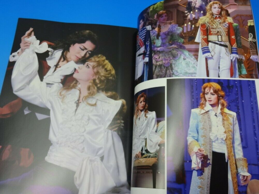 The Rose of Versailles Featured Proguram II Takarazuka Musical Book  S-l1600-4--56c937e