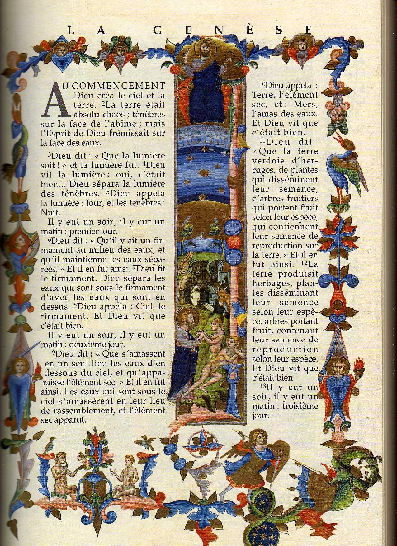 Un passe-temps : copier la Bible  Bible-enlumin-e-ii-57669c2