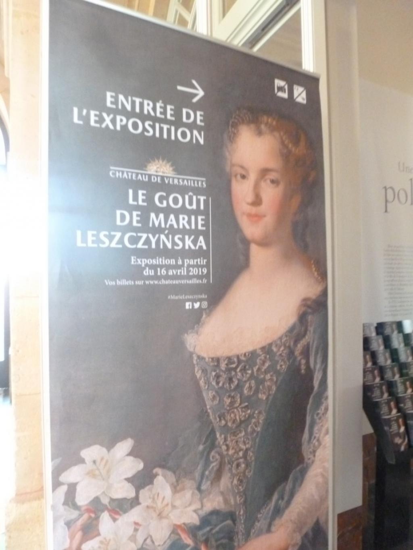 Exposition Le Goût de Marie Leszczynska à Versailles [2019] P1060217-56bf738
