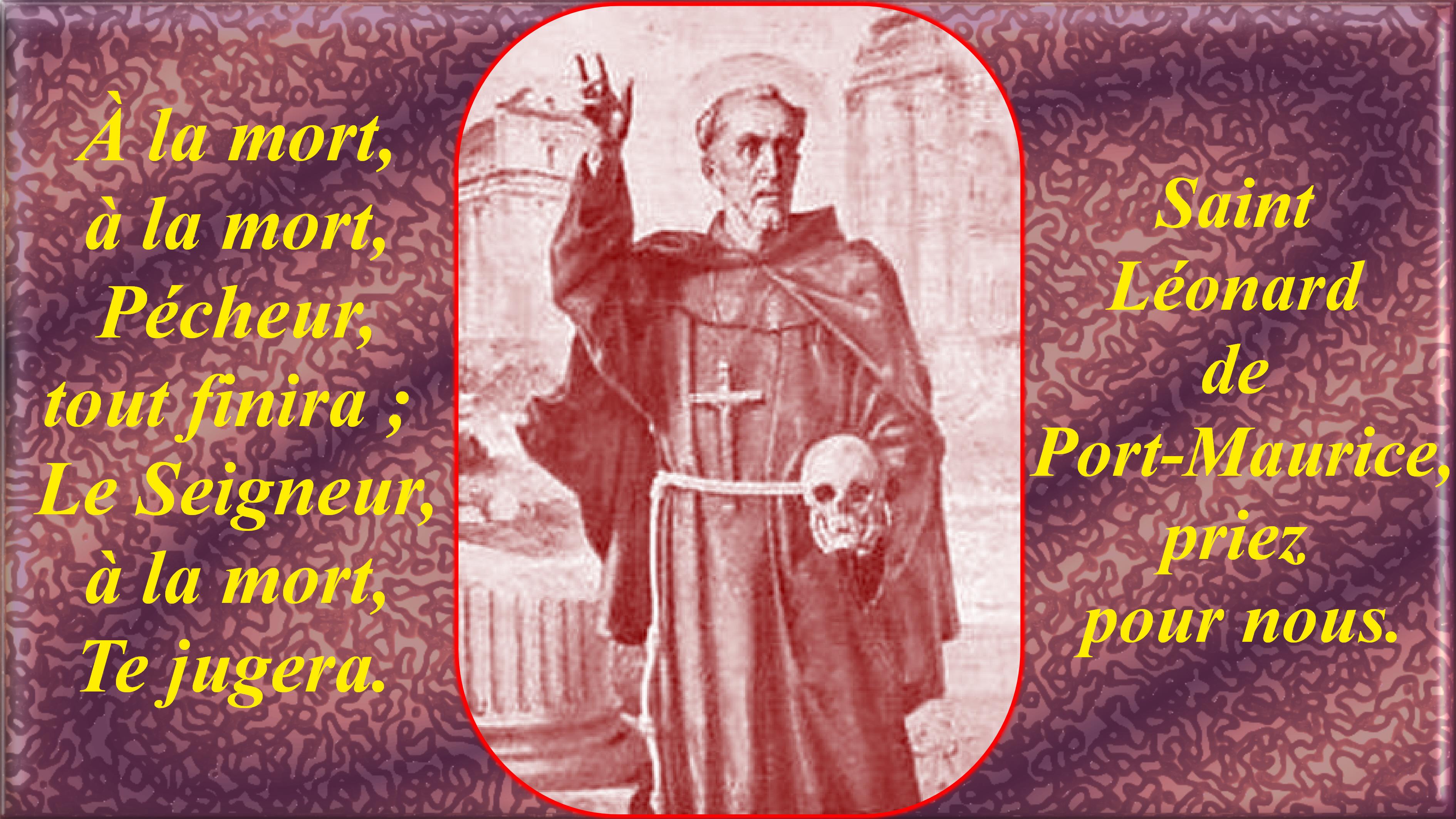 CALENDRIER CATHOLIQUE 2019 (Cantiques, Prières & Images) - Page 16 St-l-onard-de-port-maurice-56cd353