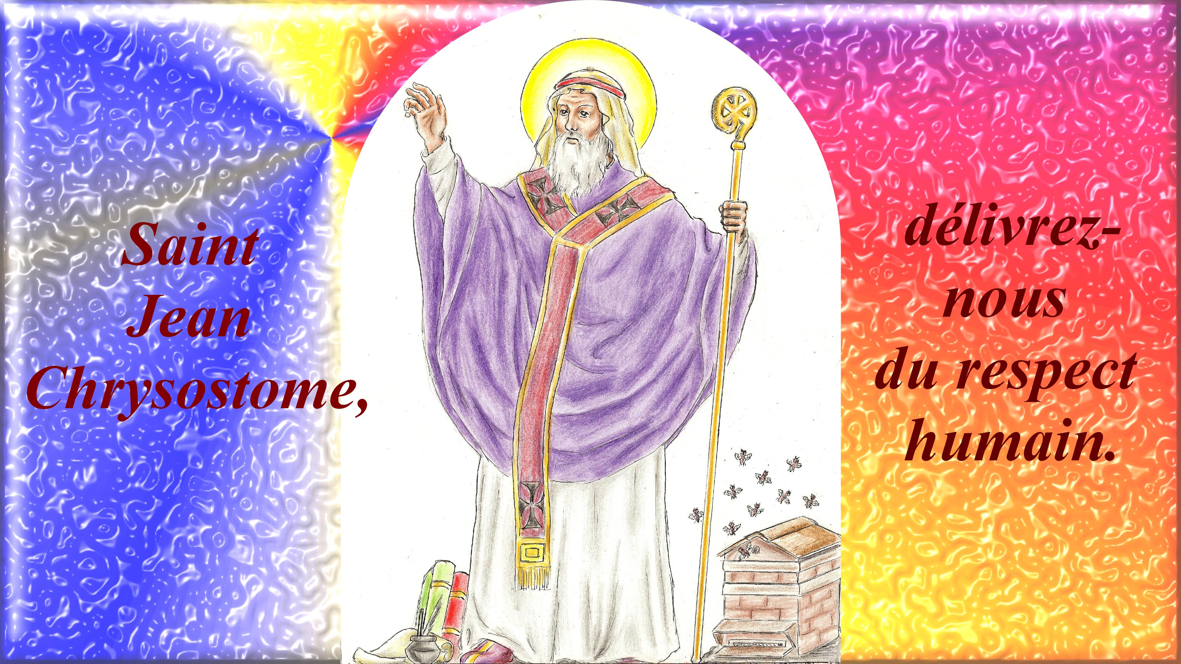 CALENDRIER CATHOLIQUE 2020 (Cantiques, Prières & Images) - Page 3 St-jean-chrysostome-56fd68d