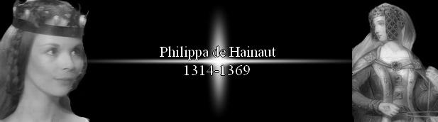 Reines et dames oubliées du passé (essai) - Page 2 Philippa-de-hainaut-571dd2f