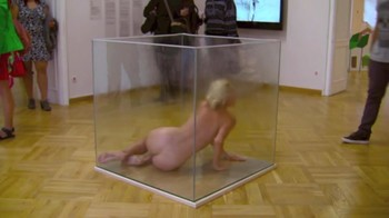 Naked  Performance Art - Full Original Collections 4ics3uawti6i