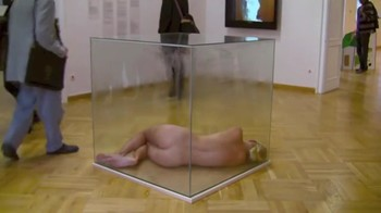 Naked  Performance Art - Full Original Collections Pcgtasfsswgw