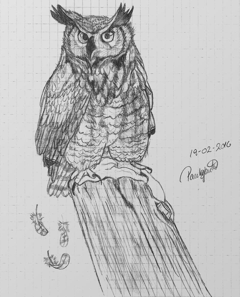 La galería de Paula (firsthuntress)  Horned_owl_by_firsthuntress-dad9ac6