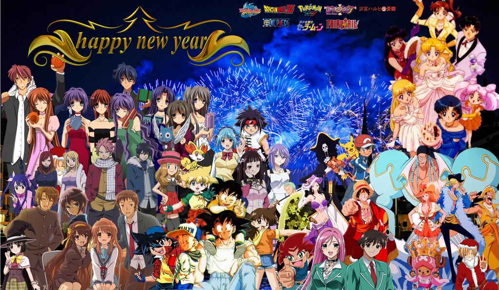Bonne année 2016 ! Anime_happy_new_year_2015_by_cokedark11-d8c0kgh