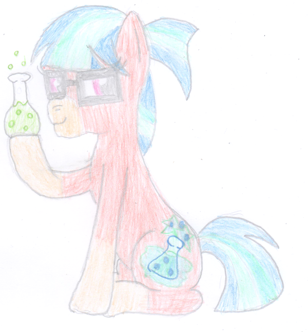 Plauderecke Sciences_is_magic___art_trade_by_yurayka-da0bkke
