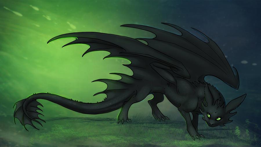 Frey, Nightwing Night_fury_by_adalfyre-d7j20n9