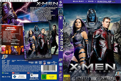 X-Men: Apocalypse / X-Men: Apokalypsa (2016) Tun2jsj54dzx