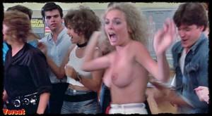 Linda Blair , Rebecca Perle ,Suzee Slater , otherin  Savage Streets  (... Jz2q5gu9g9jv