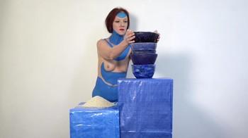 Naked  Performance Art - Full Original Collections C3m5fbtmxik8