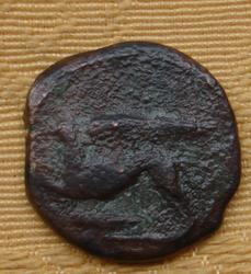 AE19 Kainon en Sicilia. 365-360 a. C. Th_252213138_037_122_162lo