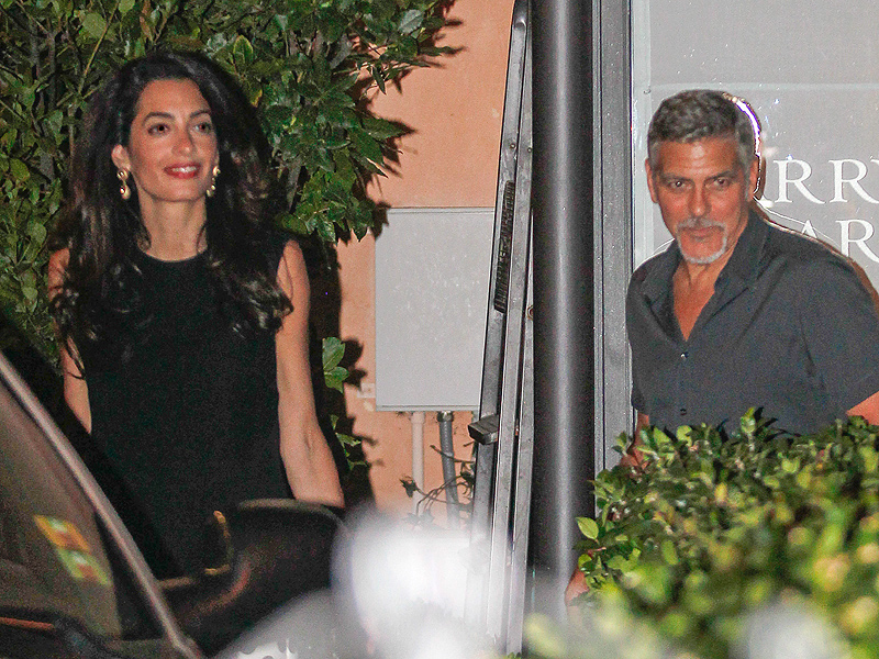 Photos of George Clooneys indicating he's in Tuscany July 29 2015 - Page 2 George-clooney-1-800