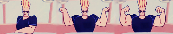 Johnny Bravo Resimler Imza50oz2