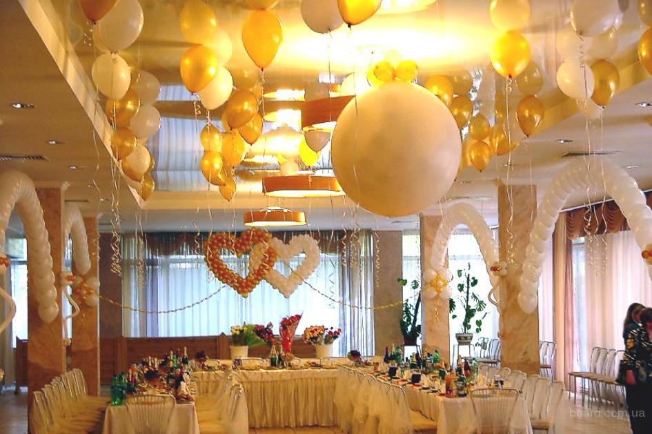 Свадебная тема - Страница 2 1-oformlenie-svadbyi-sharami-svadebnyij-aerodizajn