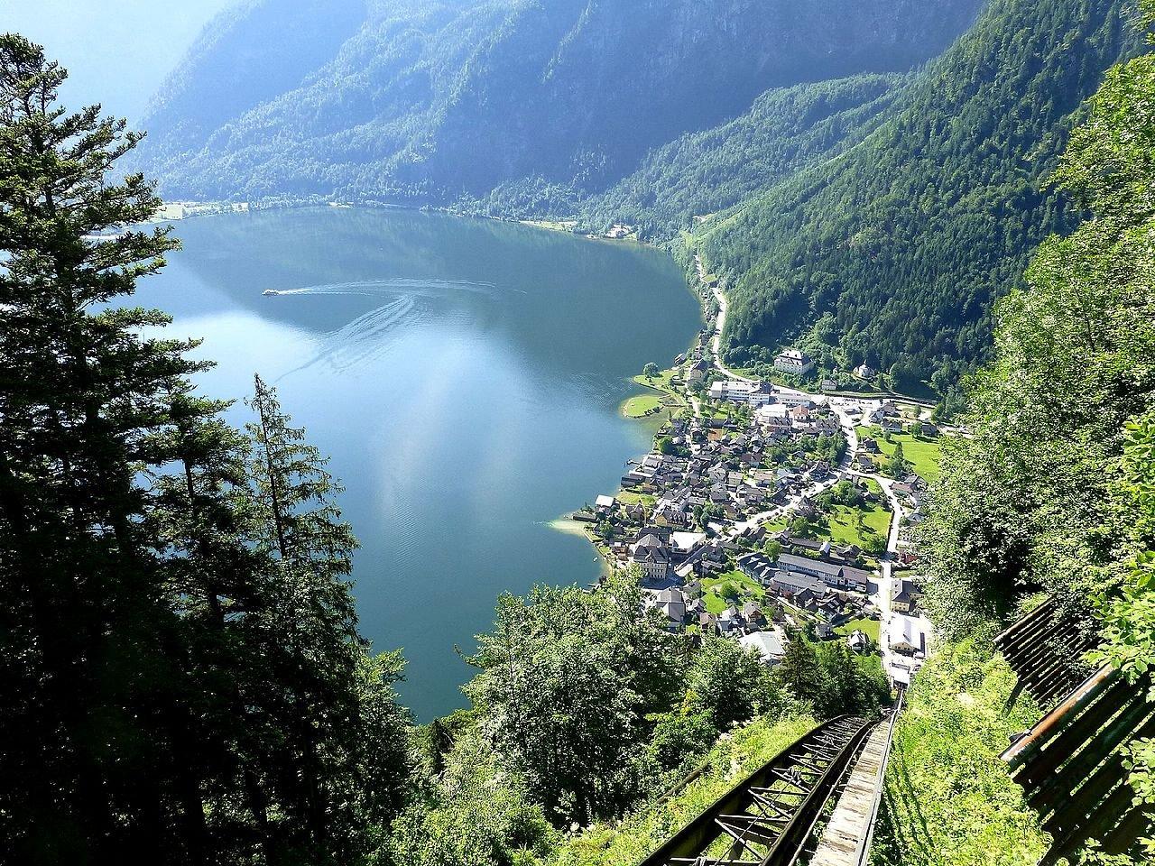 زيارة الى بحيرة هاليشتات سي النمساوية 5508827