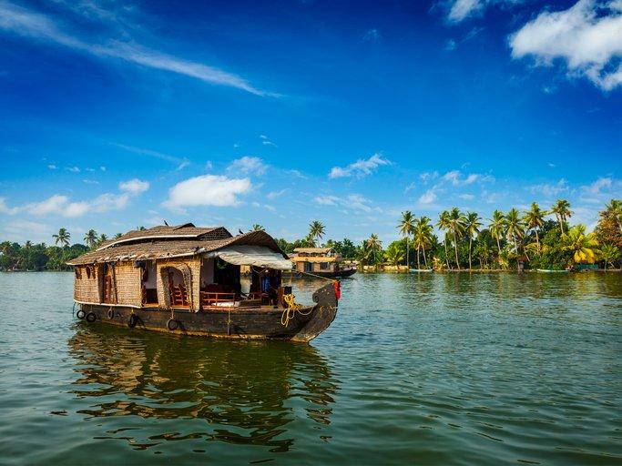 """تعرفوا على ولاية """"كيرالا""""، الهندية.. متعة السفر بين احضان الطبيعة 765392971"""