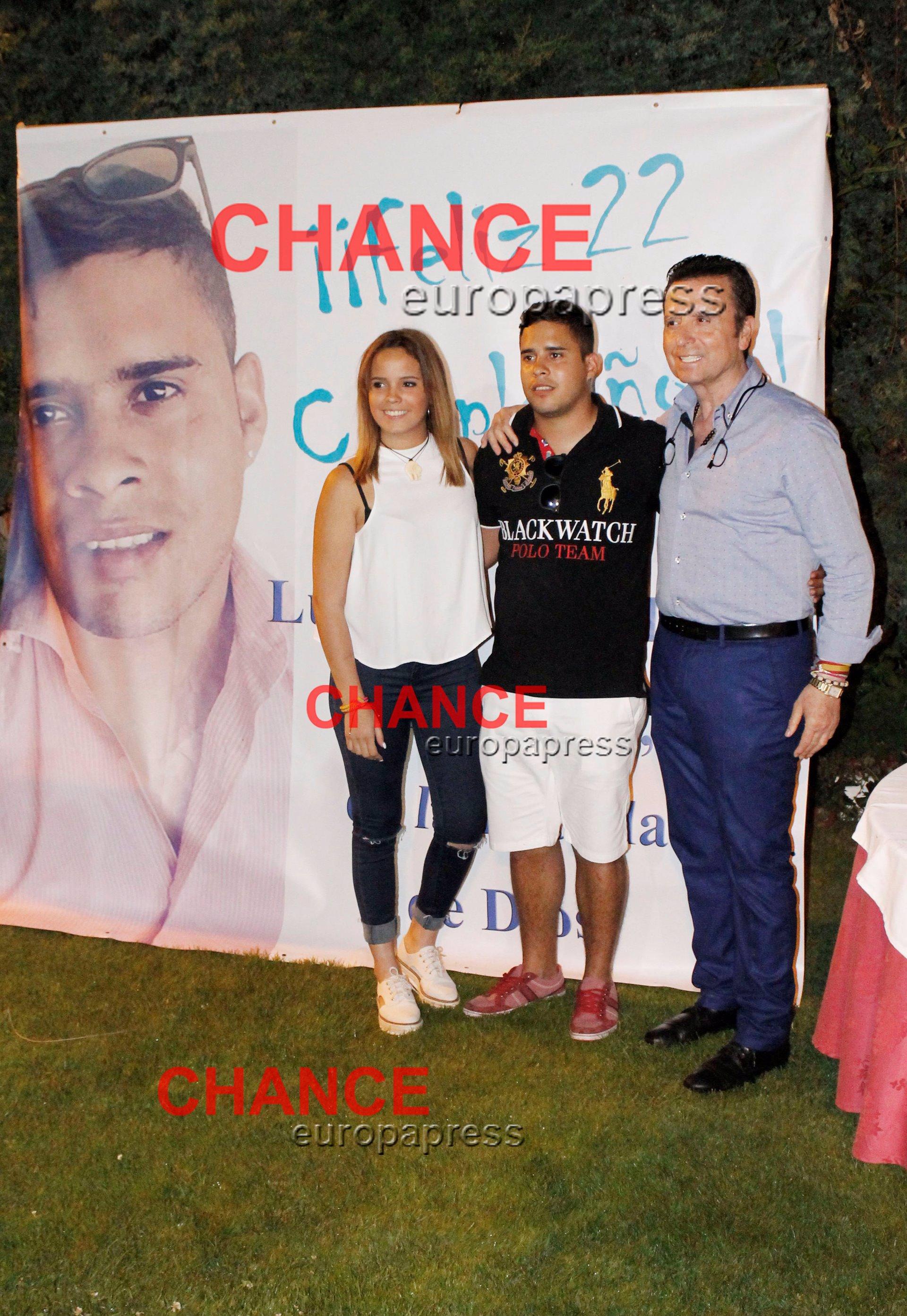 ¿Cuánto mide José Fernando Ortega? - Altura Fotogaleriafamosos_112520
