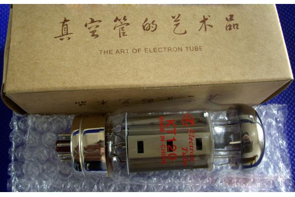12bh7   12au7   ok to interchange ?In a vta-st-120 with the low gain board Shuguang_kt120_kt88_vacuum_tubes_for_sale
