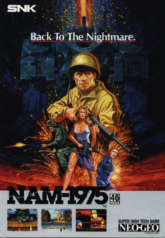 """Hiscores """"Nam-1975"""" Nam1975"""