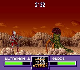 MEGADRIVE vs SUPER NINTENDO : Fight ! - Page 3 Ultraman-usa