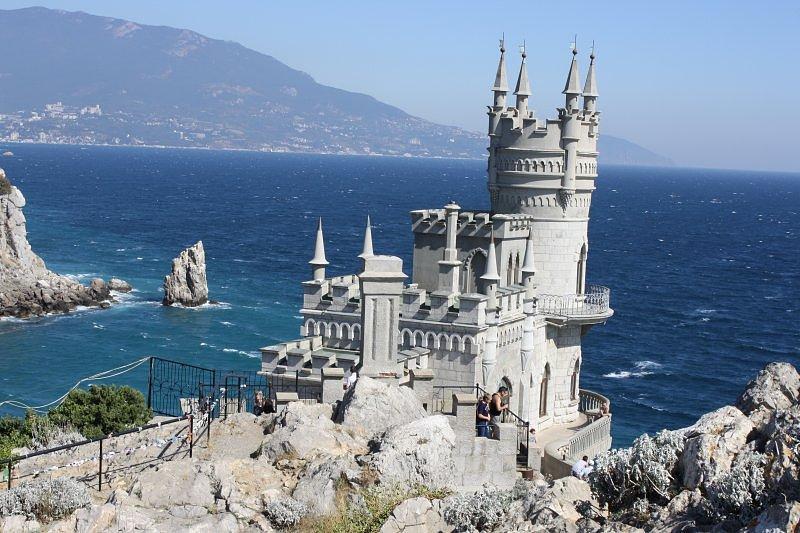 Strefa hazardu na Krymie Krym-jaskolcze-gniazdo