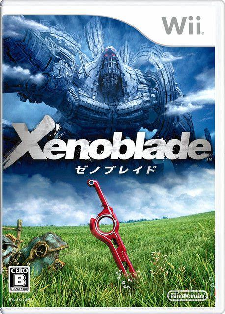 Les plus belles jaquettes du jeu vidéo - Page 3 Xenoblade-jaquette-japon_0901CA000000617661