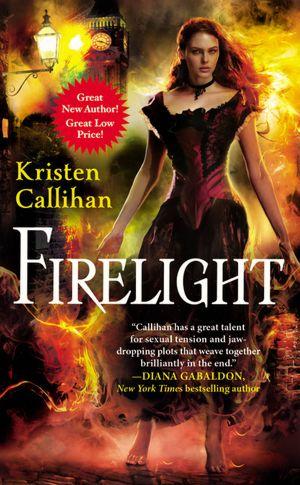 Les Ténèbres de Londres - Tome 1 : Tout Feu Tout Flamme de Kristen Callihan 144181446
