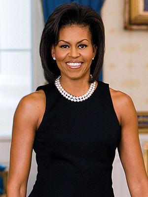 ¿Cuánto mide Michelle Obama? - Altura - Real height Michelle_obama300