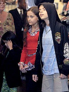 """Jackie """"I figli di MJ vogliono entrare nel mondo dello spettacolo"""" Paris-prince-240"""