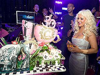 Christina Aguilera se inicia un nuevo capítulo con el Año Nuevo Christina-aguilera-320