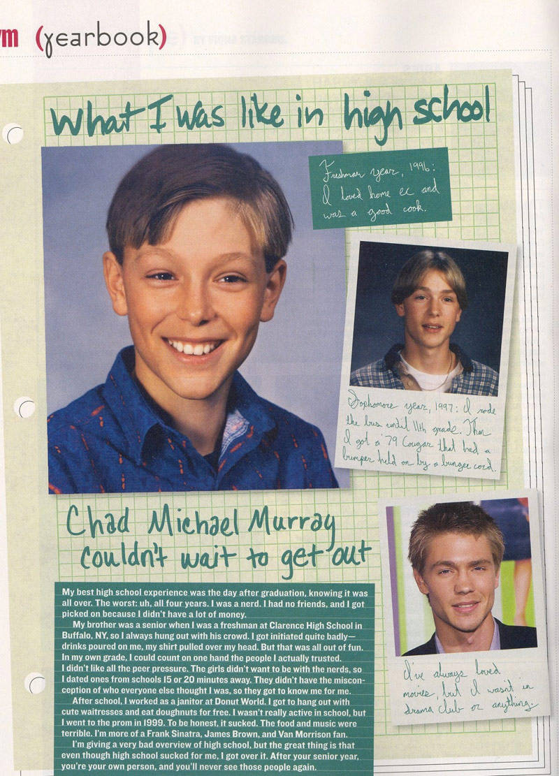 Chad Michael Murray-Lucas Scott 1485257444b4348e7bf2ba125236429d276ed96