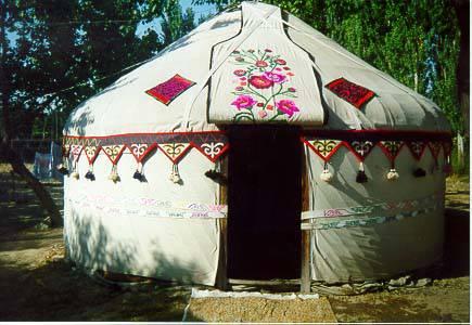 الخيمة التركمانية - الأوتاغ 2540552ac791864d3354874ea33c3e0ddabad56