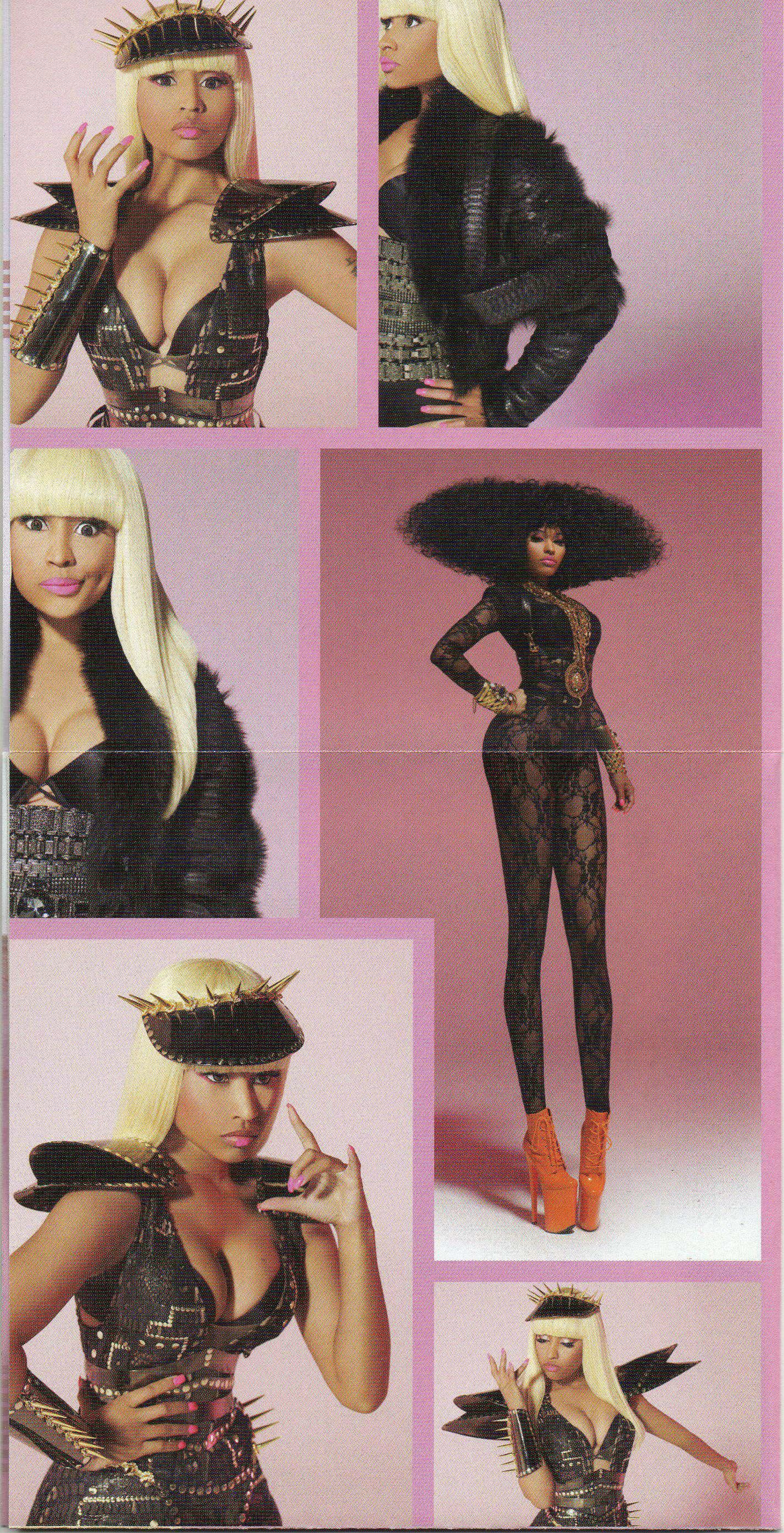 Tu colección de Nicki Minaj 9435521676a4485af6f52bd181404e81310df64