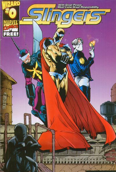 [MARVEL] Publicaciones Universo Marvel: Discusión General - Página 5 Slingers_Vol_1_0