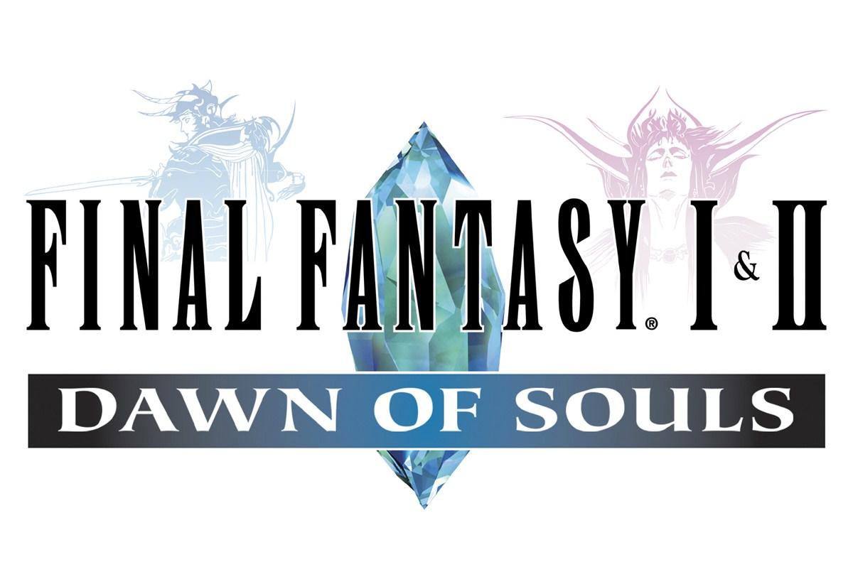 (MEGAPOST)Final fantasy los seis primeros en español+emuladores Logo_FFI-II_Dawn_of_Souls