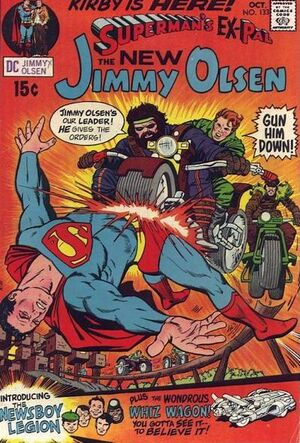 What was the Best Decade Overall for Comics in the Last Century? 300px-Jimmy_Olsen_133