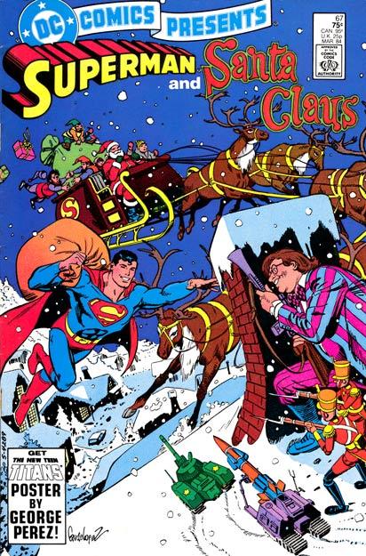 Portadas Navideñas DC_Comics_Presents_67