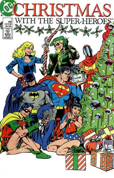 Portadas Navideñas Christmas_with_the_Super-Heroes_1