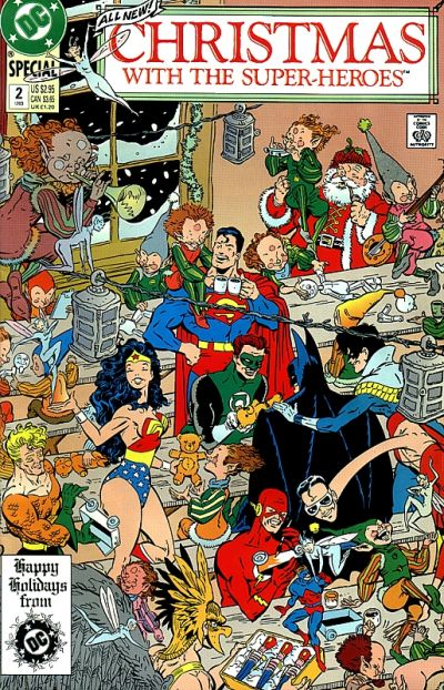 Portadas Navideñas Christmas_with_the_Super-Heroes_2